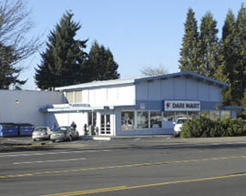 Hwy 99 Commercial Property